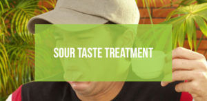 Sour-Taste-Treatment